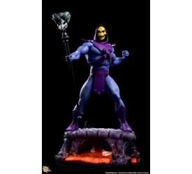 Masters of the Universe Skeletor 1/4 Scale Statue