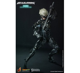 Metal Gear Rising Revengeance Videogame Masterpiece Action Figure 1/6 Raiden 32 cm