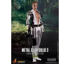 Metal Gear Solid 3 Videogame Masterpiece Action Figure 1/6 The Boss 30 cm