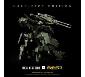 Metal Gear Solid Action Figure Metal Gear Rex Half Size Edition 30 cm