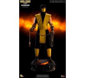 Mortal Kombat Scorpion 1:3 Scale Statue 71 cm