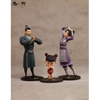 Ne Zha 2019 The Devil Is Coming Mini Figures The Family Set