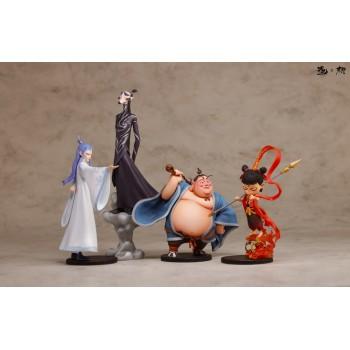 Ne Zha 2019 The Devil Is Coming Mini Figures Master and Apprentice