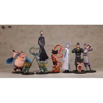Ne Zha 2019 The Devil Is Coming Mini Figures Whole Set