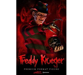 Nightmare on Elm Street Freddy Kruger Premium Statue 56 cm
