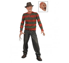 Nightmare on Elm Street Series 1 Action Figure -  Freddy Krueger Freddy´s Revenge 18 cm
