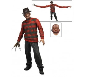 Nightmare on Elm Street Series 1 Action Figure - Freddy Krueger Original NOES 18 cm