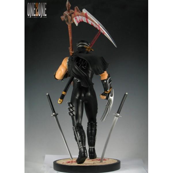Ninja Gaiden Ii Statue 1 4 Ryu Hayabusa Exclusive 45 Cm