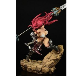 Fairy Tail Statue 1/6 Erza Scarlet the Knight Version 32 cm