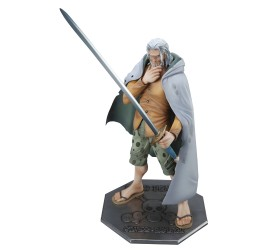 One Piece Excellent Model P.O.P PVC Statue NEO-DX Silvers Rayleigh 25 cm