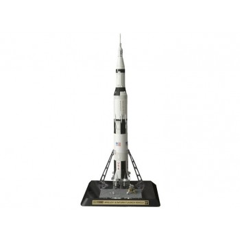 Otona No Chogokin Replica 1/144 Apollo 11 and Saturn V 76 cm