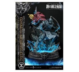 Fullmetal Alchemist Statue 1/6 Edward and Alphonse Elric 56 cm