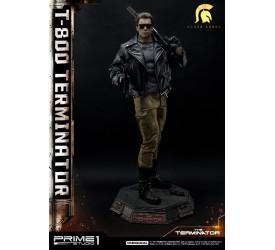 The Terminator T-800 Terminator 1:2 Scale Statue 117 CM