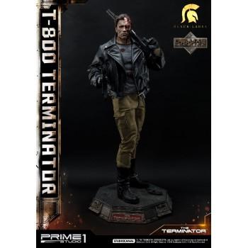The Terminator Deluxe T-800 Terminator 1/2 Scale Statue 117 CM