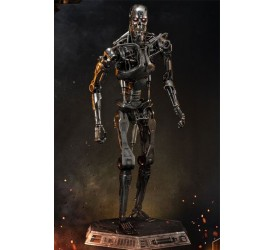 Terminator Statue 1/2 T-800 Endoskeleton 105 cm