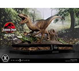 Jurassic Park Velociraptor Attack 1/6 Scale Statue