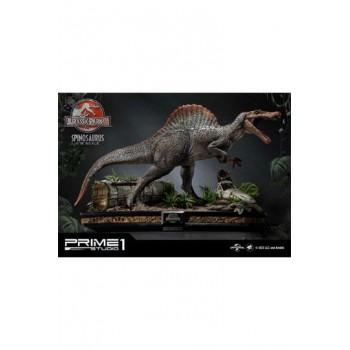 Jurassic Park 3 Statue 1/15 Spinosaurus Bonus Version 79 cm