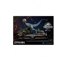 Jurassic World Fallen Kingdom Statue 1/6 Blue 65 cm