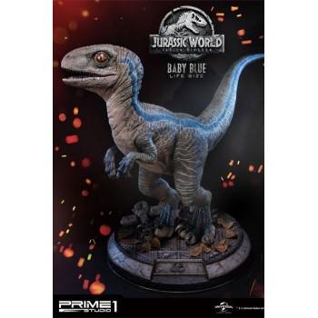 Jurassic World Fallen Kingdom Life-Size Statue Baby Blue 69 cm