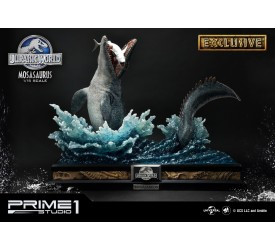 Jurassic World Mosasaurus 1/15 Scale Statue Exclusive Version