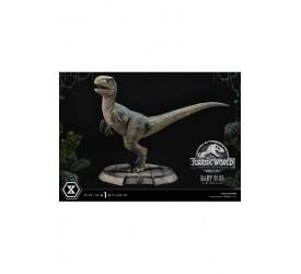 Jurassic World: Fallen Kingdom Prime Collectibles Statue 1/2 Baby Blue 34 cm