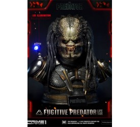 Predator 2018 Bust 1/1 Fugitive Predator 76 cm