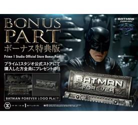DC Comics Batman Forever Batman 1/3 Scale Statue Ultimate Bonus Version 96 cm
