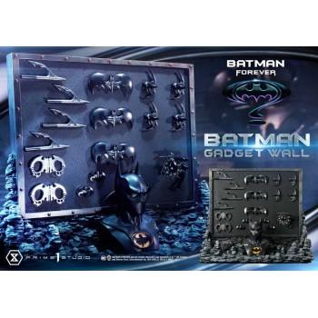 DC Comics Batman Forever Batman Gadget Wall 1/3 Scale Statue