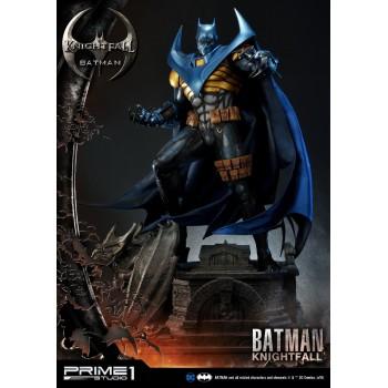 DC Comics Knightfall Batman 35 inch Statue