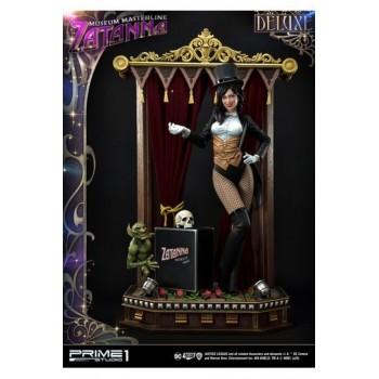 Justice League Dark Statue 1/3 Zatanna Deluxe 74 cm