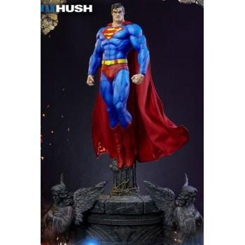 Batman Hush Statue 1/3 Superman Fabric Cape Edition 106 cm