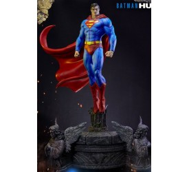 Batman Hush Statue 1/3 Superman Sculpt Cape Edition 106 cm