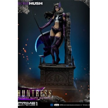Batman Hush Statue 1/3 Huntress Fabric Cape Edition 82 cm