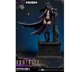 Batman Hush Statue 1/3 Huntress Sculpt Cape Edition 82 cm