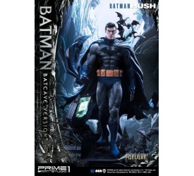 DC Comics Batman Hush Batcave Batman Statue Deluxe Version 88 cm