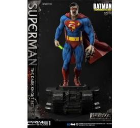 Batman The Dark Knight Returns Statue 1/3 Superman Deluxe Ver. 88 cm