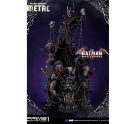 Dark Nights Metal Statue 1/3 Batman Who Laughs 86 cm
