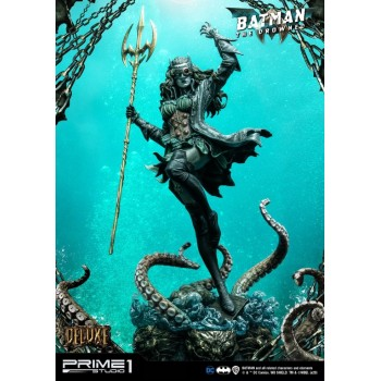 DC Comics Dark Nights Metal The Drowned Statue Deluxe Edition 89 cm