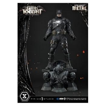 Dark Nights Metal Statue The Grim Knight by Jason Fabok 82 cm