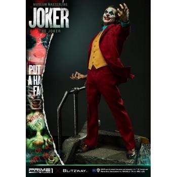 The Joker Museum Masterline Statue 1/3 Joker 70 cm