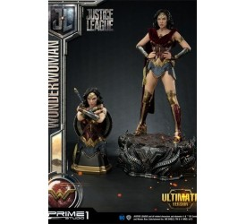 Justice League Statue and Bust Wonder Woman Ultimate Version 85 cm