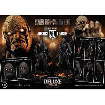 DC Comics Zack Snyder's Justice League Darkseid 1/3 Scale Statue Deluxe Version