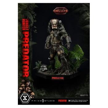 Predator Museum Masterline Statue 1/3 Jungle Hunter Predator Deluxe Version 90 cm