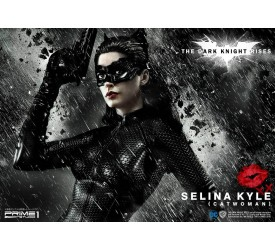 DC Comics Dark Knight Rises Selina Kyle Catwoman Statue 80 CM