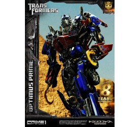 Transformers: Revenge of the Fallen Statue Optimus Prime Exclusive Bonus Version 73 cm