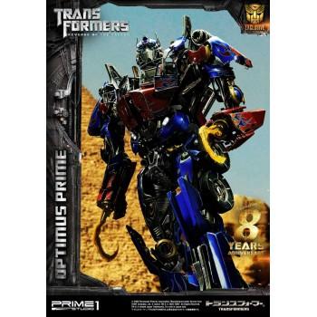 Transformers: Revenge of the Fallen Statue Optimus Prime Exclusive Bonus Version 73 cm