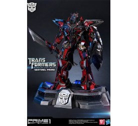 Transformers: Dark of the Moon Statue Sentinel Prime 73 cm