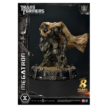 Transformers: Dark of the Moon Statue Megatron 79 cm