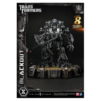Transformers Statue Blackout 81 cm
