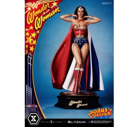 DC Comics Wonder Woman 1975 Series Wonder Woman 1/3 Scale Statue Bonus Version